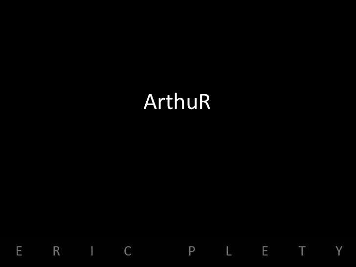 ArthuRAlbum photo