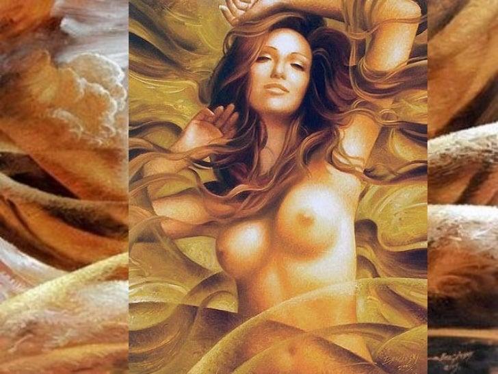 Women nude naked art in