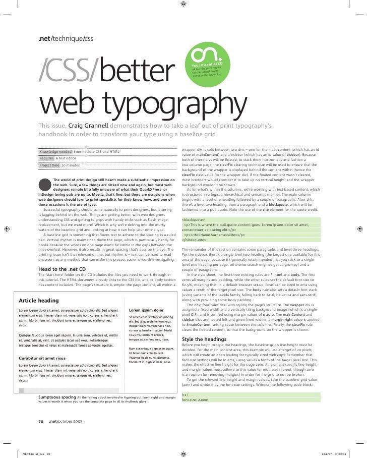 .net technique css         C         CSS better                                                                           ...