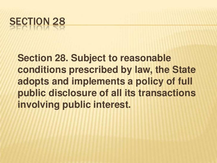 1987 philippine constitution article 2 section 26