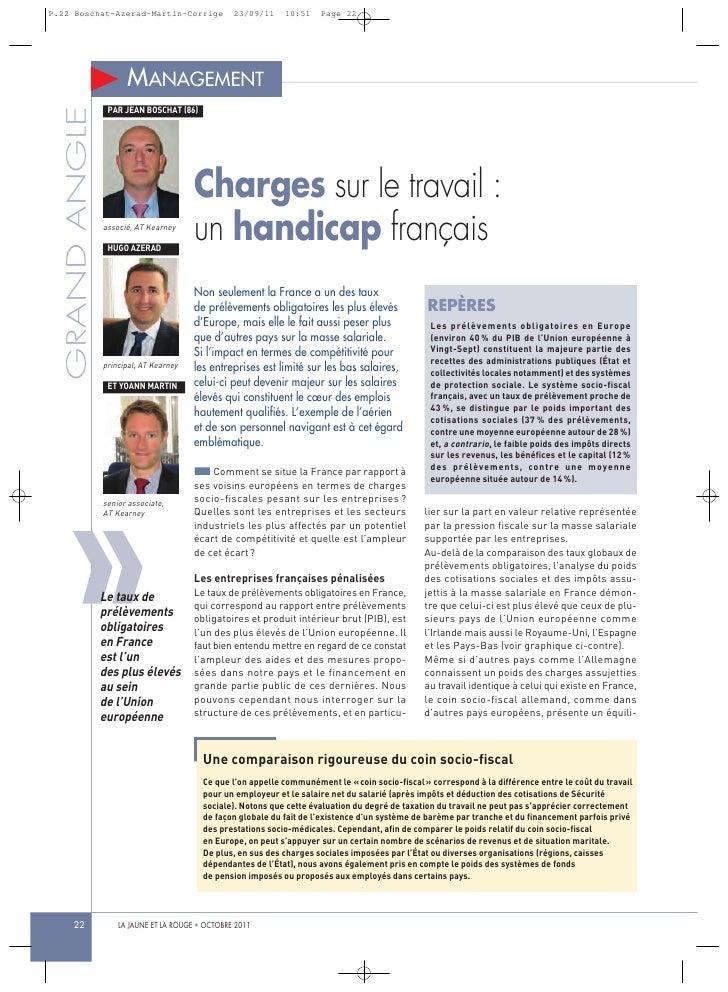 P.22 Boschat-Azerad-Martin-Corrige                23/09/11    10:51    Page 22  GRAND ANGLE         MANAGEMENT            ...