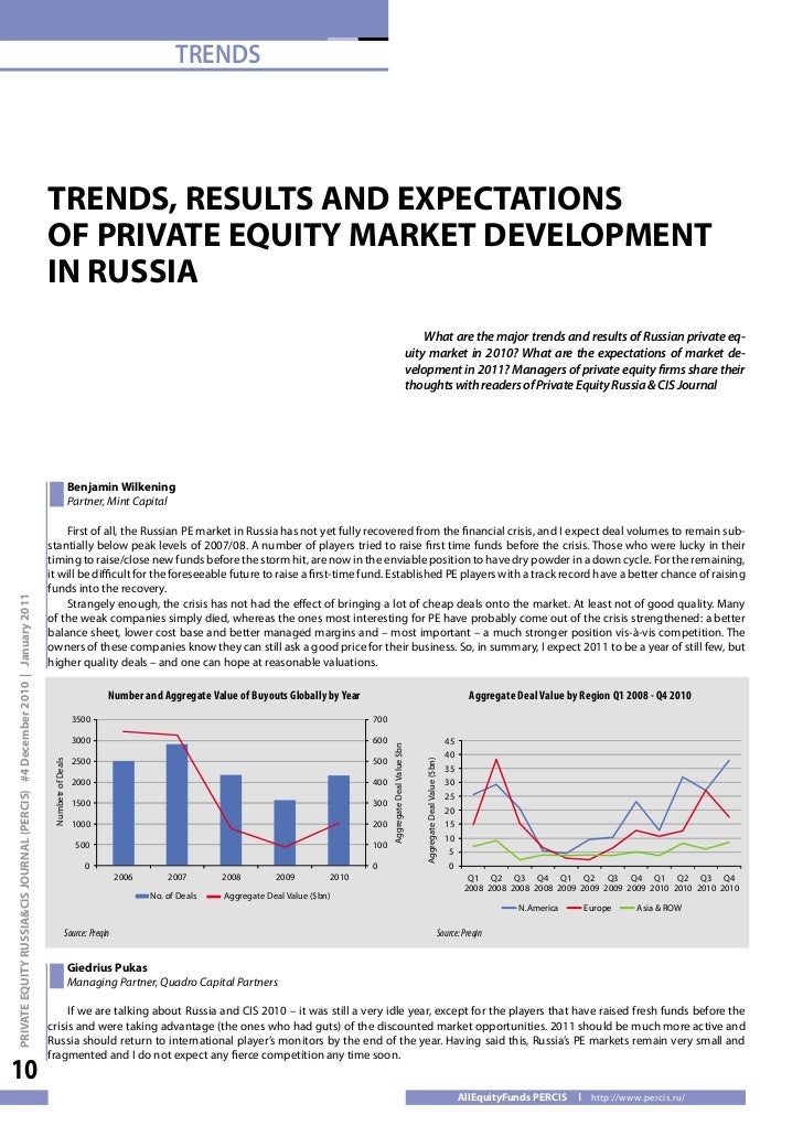 Article percis 4_trends_results_and_expectations_of_private_equity_market_development_in_russia