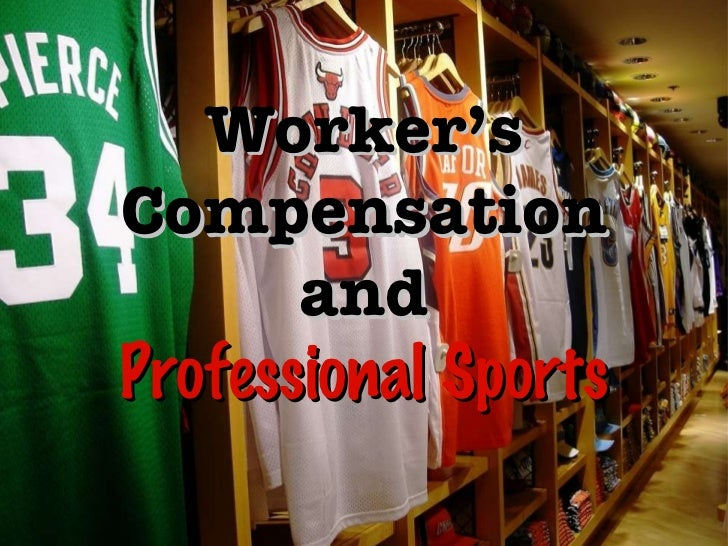 Worker's Compensation and Professional Sports
