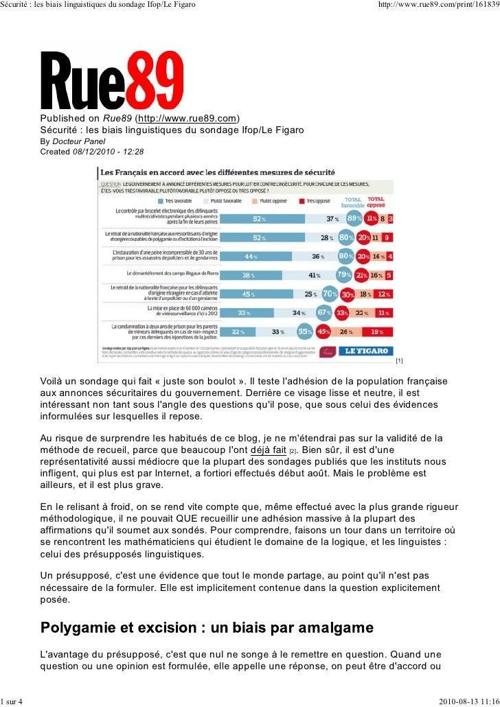 Article rue89 sondage_i_fop_securité_biais