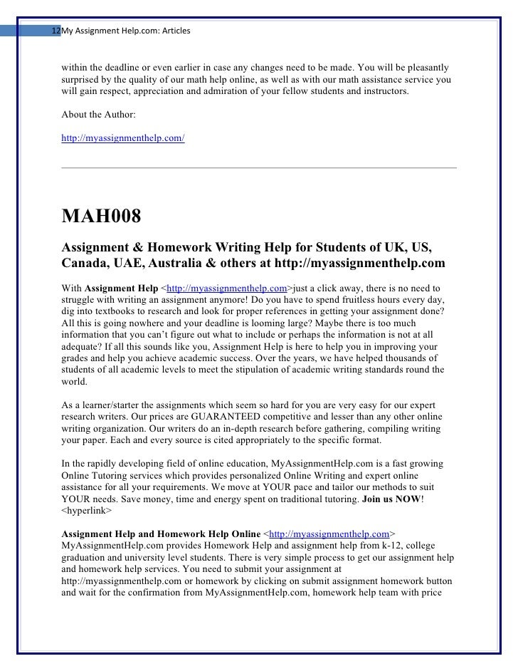 Sample English Regents Essays