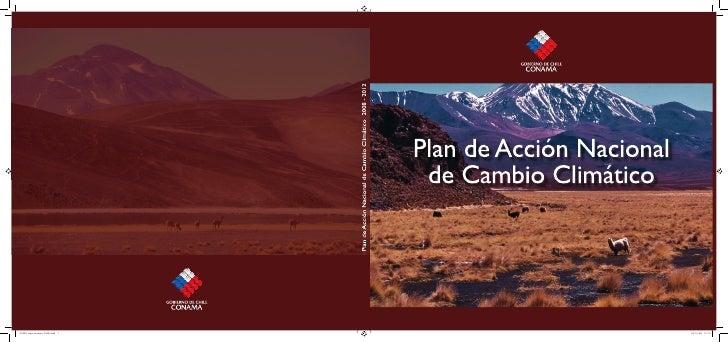 Chile Climate Change Plan
