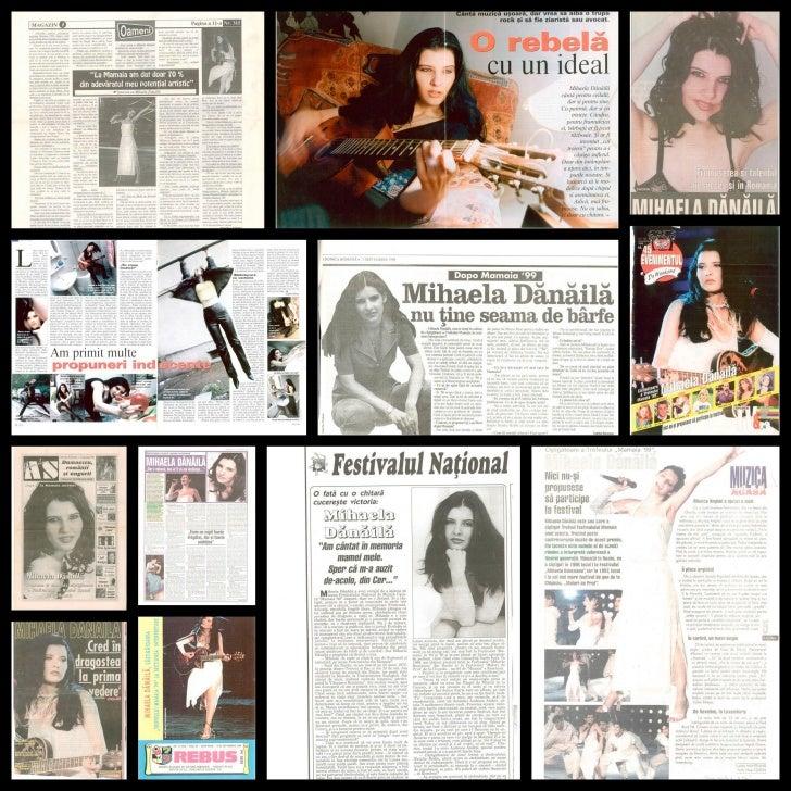 Articole din presa colaj