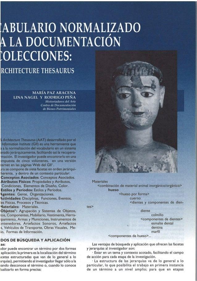 Articulo revista museos