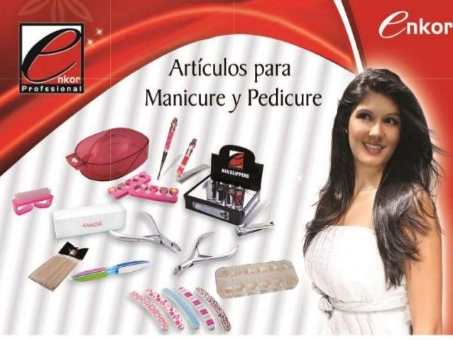 Articulos para manicure y pedicure