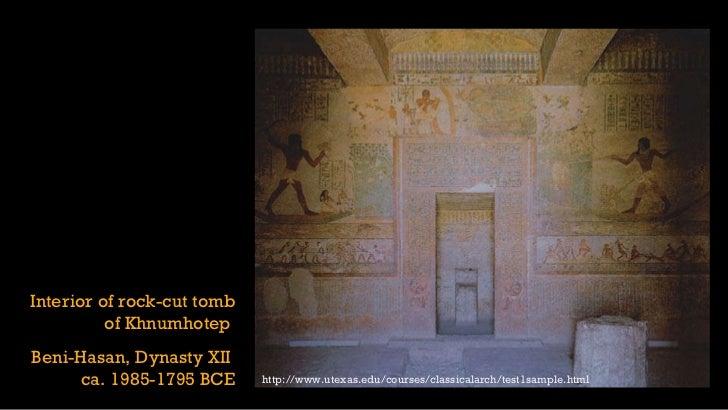Artid111 ancient egyptian art part 1 for Beni hasan mural