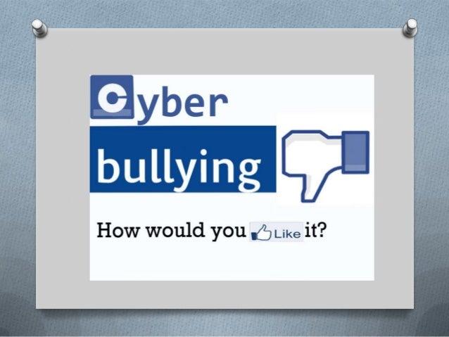 Artifact 2 cyberbullying
