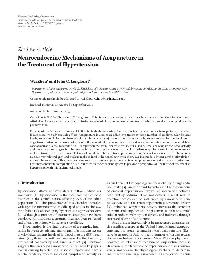 Hindawi Publishing CorporationEvidence-Based Complementary and Alternative MedicineVolume 2012, Article ID 878673, 9 pages...