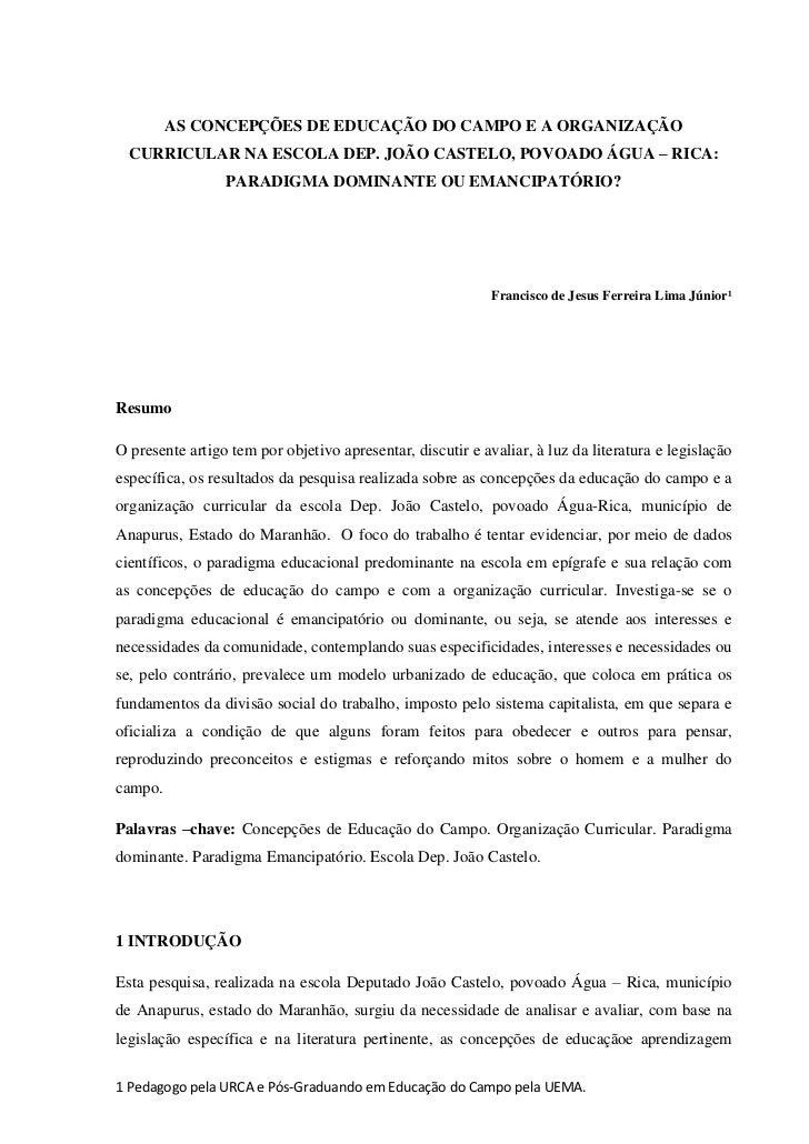Pesquisar artigos cientificos