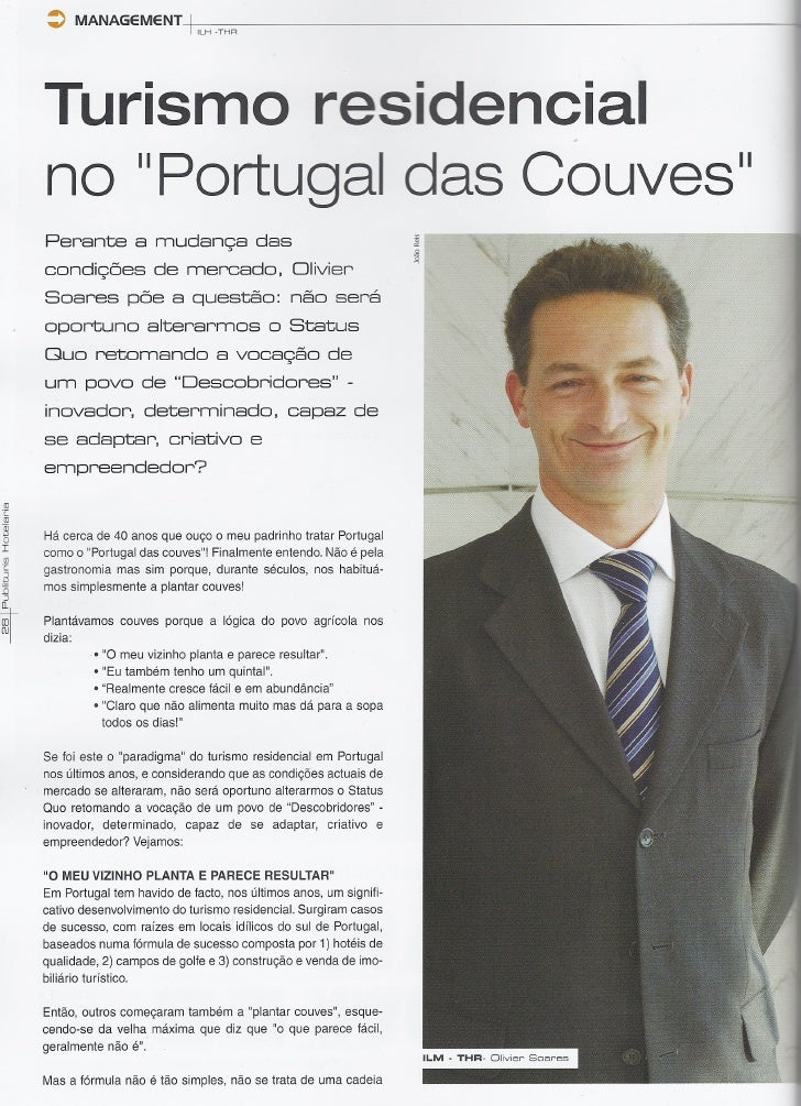Artigo Revista Imobiliária