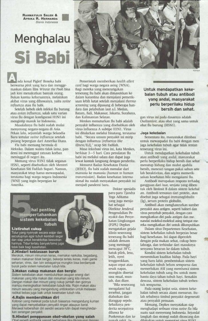 RAHMAYULIS SALEH &          APRIKA R. HERNANDA                    Bisnis Indonesia                                        ...