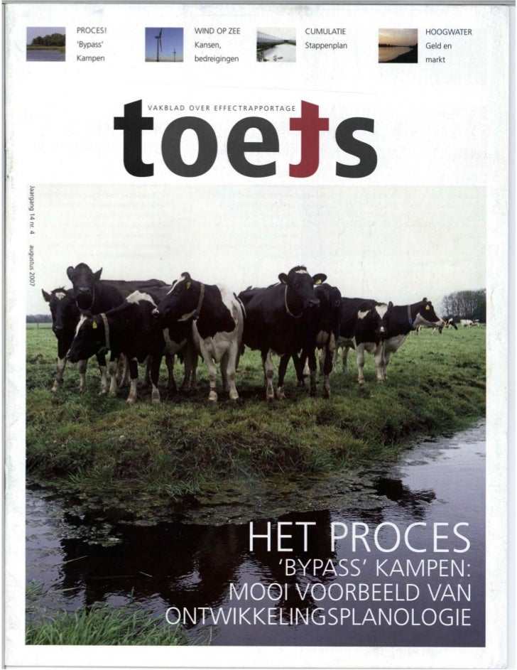 IJsseldelta-Zuid Ontwikkelingsplanologie