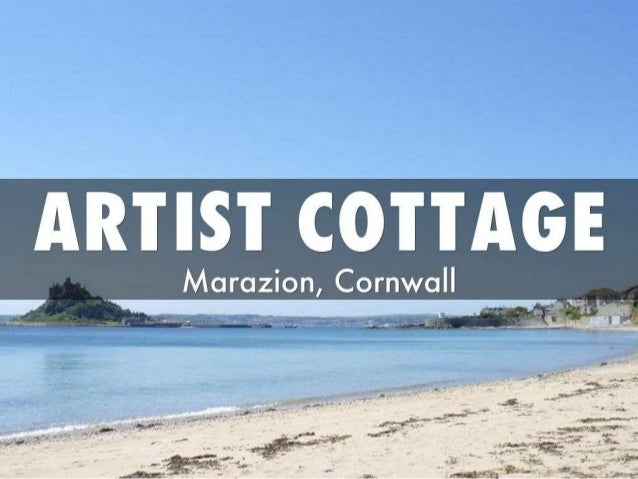 Visit Marazion, Cornwall with Artists Cottage