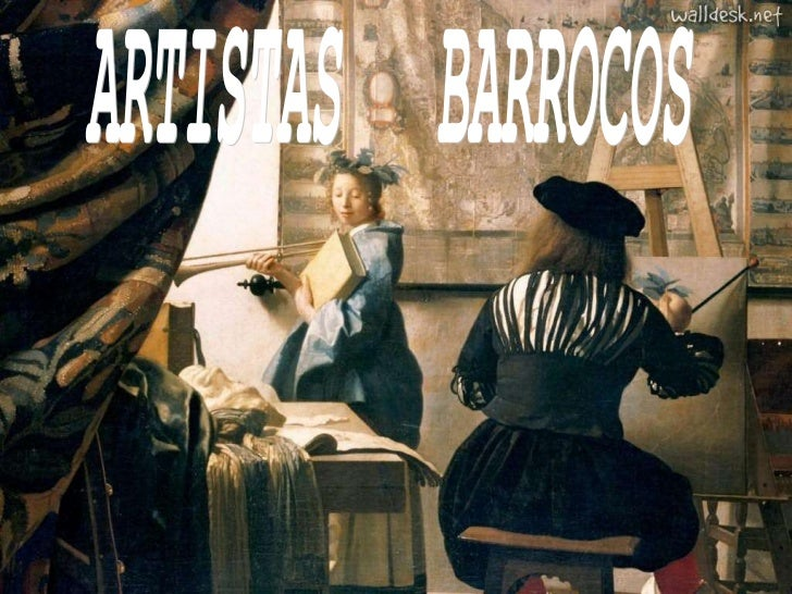ARTISTAS  BARROCOS