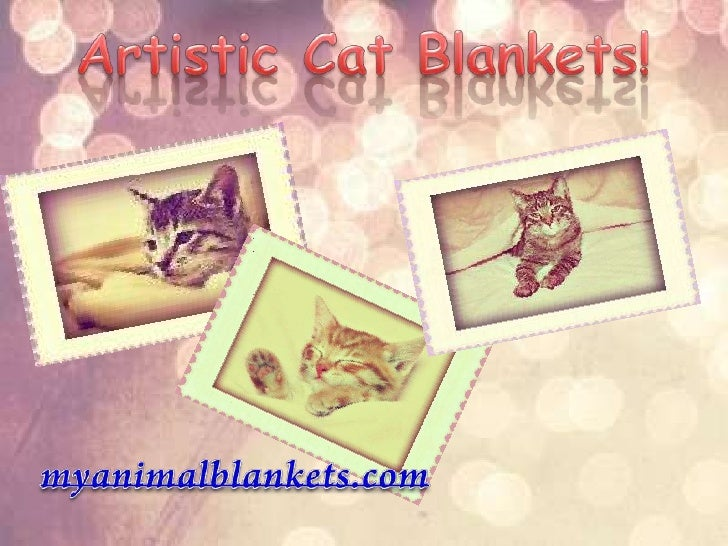Pamper your self with the Ultra-Soft CatBlankets. These stylish blankets is designed withdivergent stroke prints, availabl...