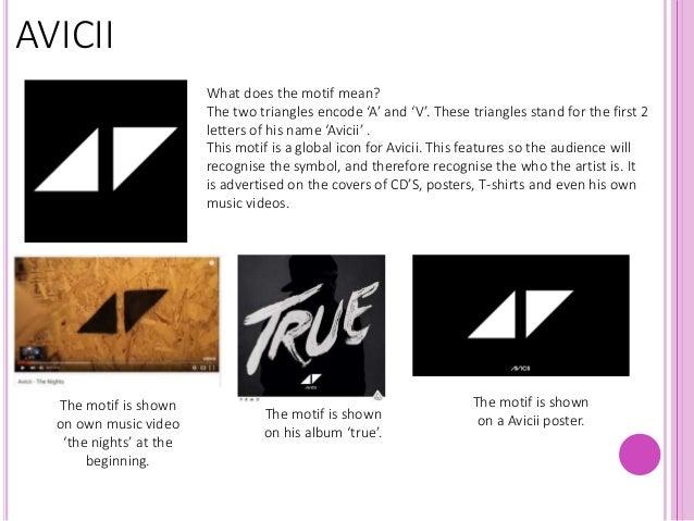 Artists motif's and logos