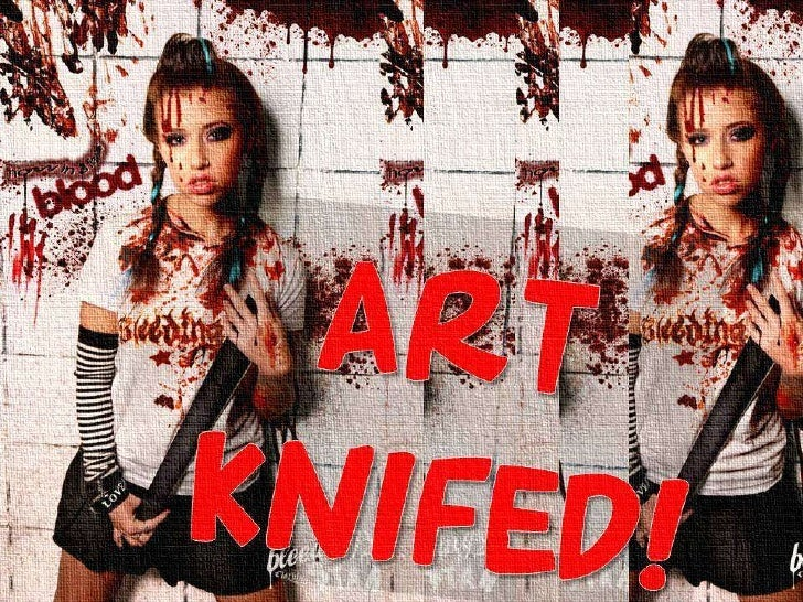 Art, Knifed!