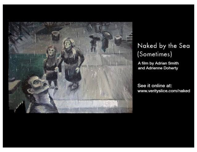 Naked by the Sea (Sometimes) Poster