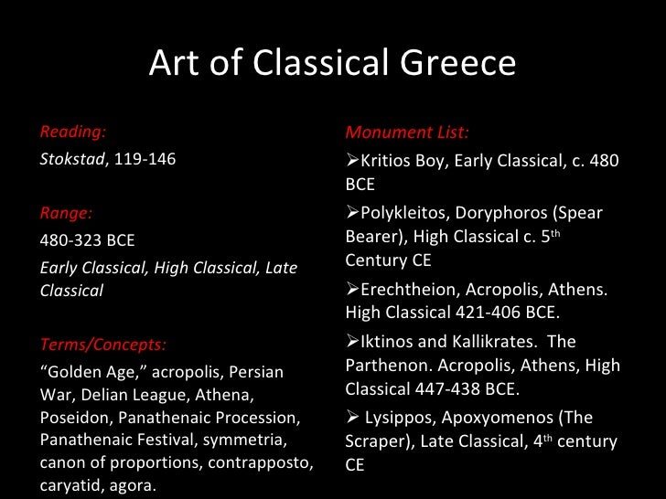 Art of classical greece upload