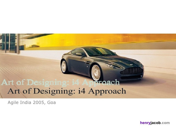 Agile India 2005, Goa                            henryjacob.com