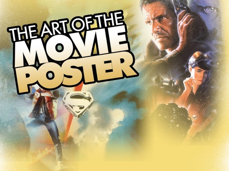 History of Movie Poster Art