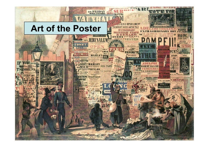 Art of the Poster