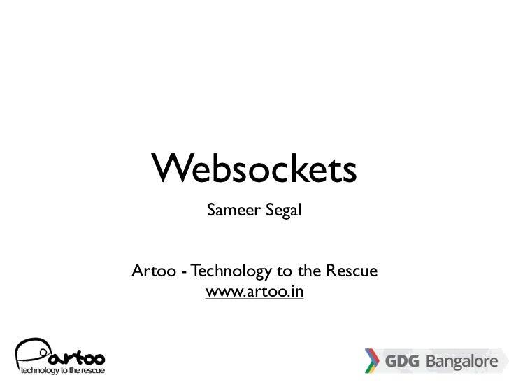 Websockets - DevFestX May 19, 2012