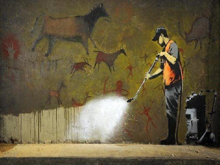 Graffiti- expressive art or just vandalism?