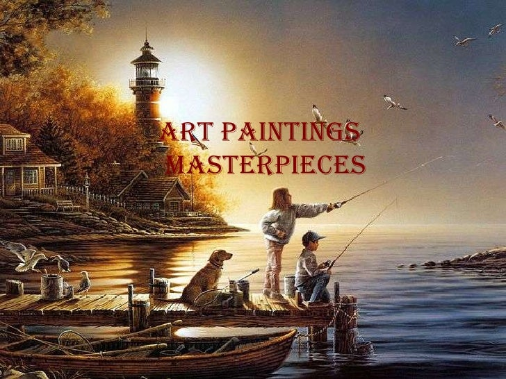 Art paintings masterpieces