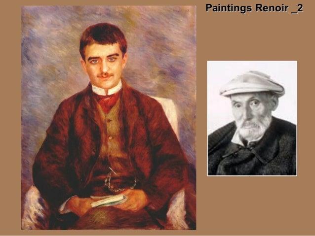 Paintings Renoir _2Paintings Renoir _2