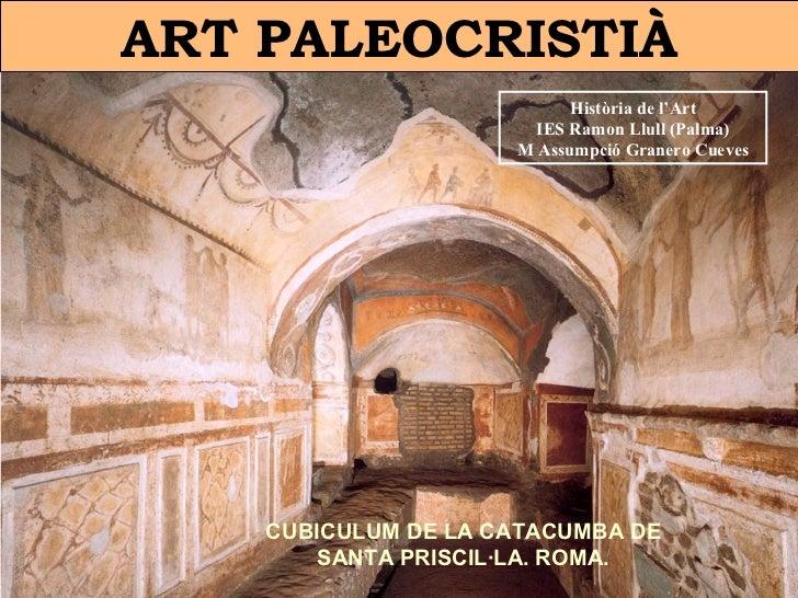 ART PALEOCRISTIÀ. FITXA 22. BASÍLICA DE SANTA SABINA. ROMA.