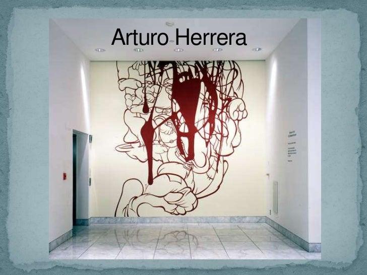 Arturo Herrera<br />