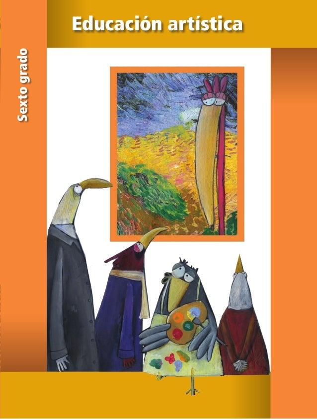 6                                 Educación artística                                                                     ...