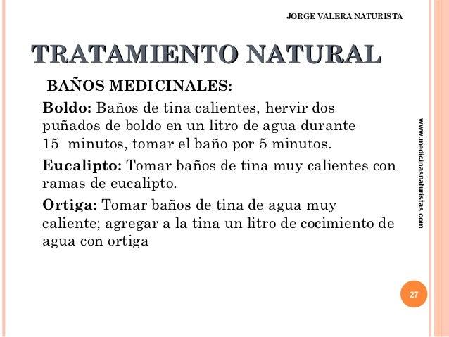 Baño De Tina Con Eucalipto: naturistatratamiento natural baños medicinales boldo baños de tina