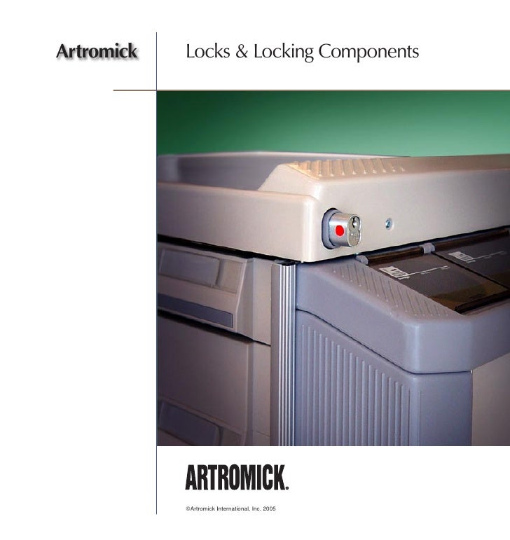 Artromick Artro Lock Parts for Hospital Computing Solutions