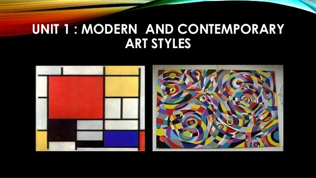 Image gallery modern art styles for Modern drawing styles