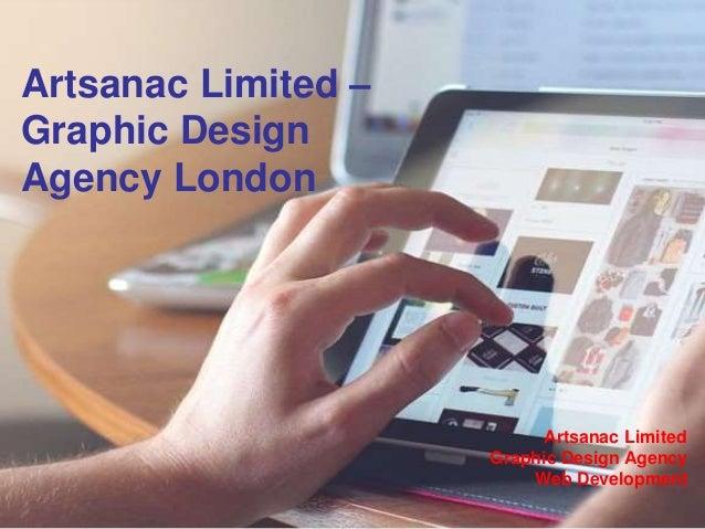 Artsanac limited graphic design agency london for Design agency london