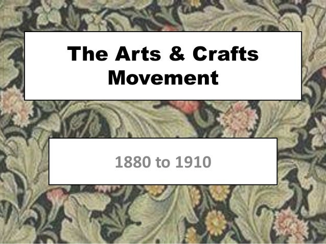 Arts and crafts movement for Arts and crafts style prints