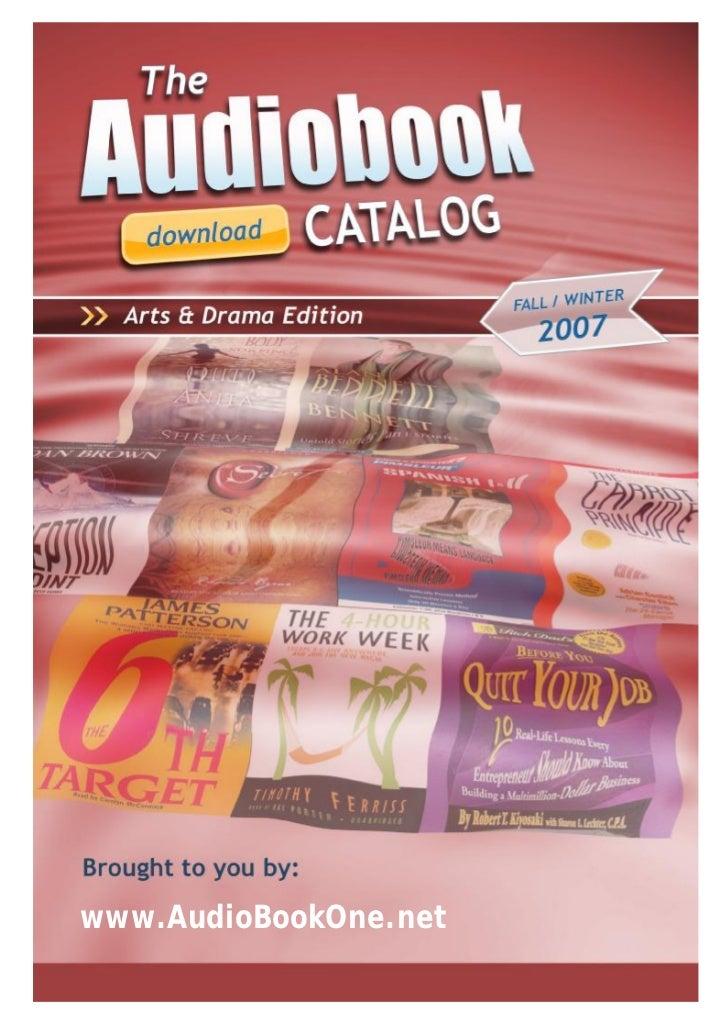 www.AudioBookOne.net