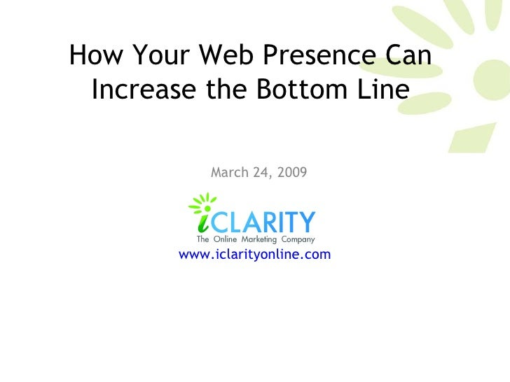 Enhancing Nonprofits Presence on the Web