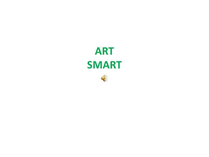 ARTSMART<br />