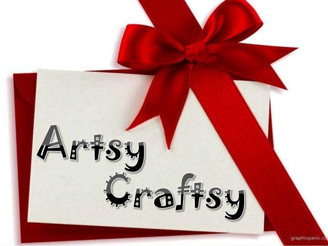 Artsy craftsy.#English_2