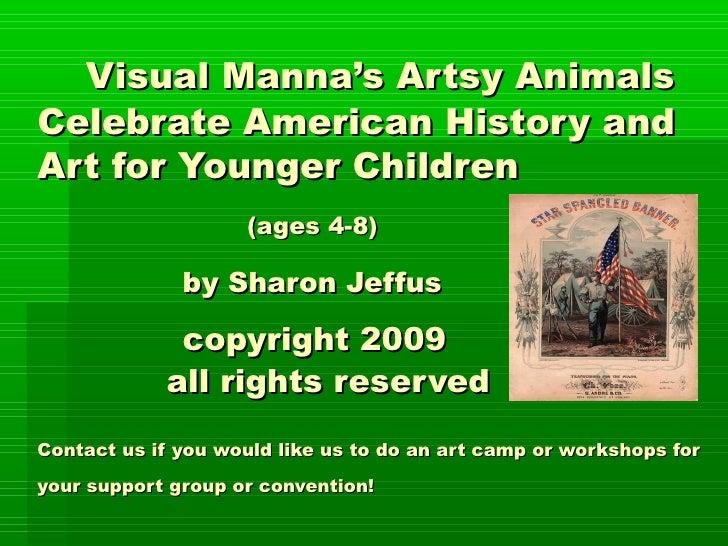 Artsy Animals Teach