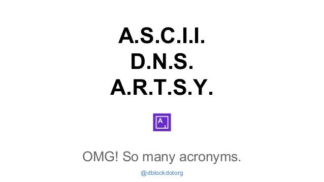 Artsy ♥ ASCII ART