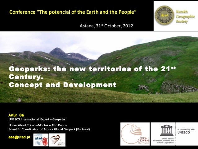 """Conference """"The potencial of the Earth and the People""""                                                  Astana, 31st Octob..."""