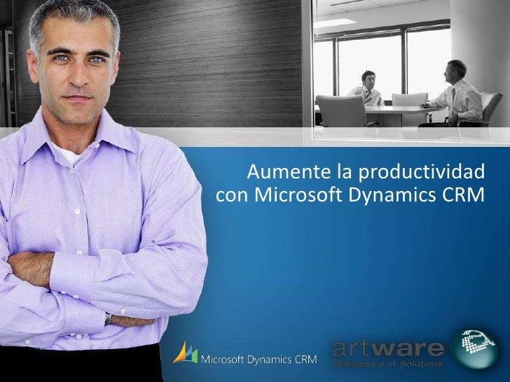 Artware Microsoft Dynamics CRM 4.0 Overview